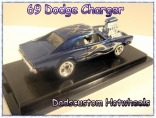 69 charger custom hot wheels airbrushed diecast car