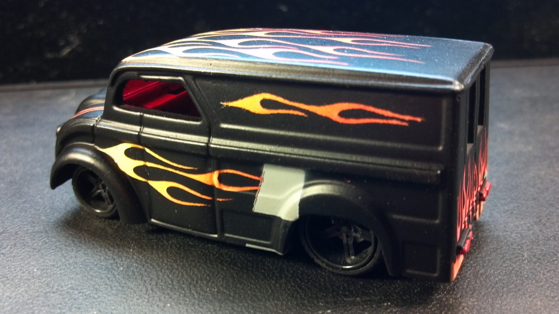 Custom Hot Wheels Rat Rods Dads Custom Creations And