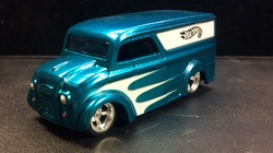 classic hot wheels custom dairy delivery