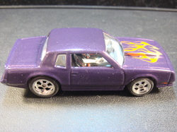 customized hot wheels 86 monte carlo s