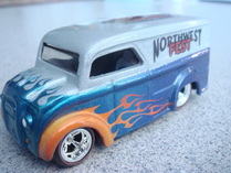Northwest fest custom dairy delivery hot wheels