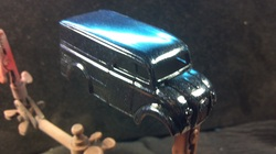 custom hot wheels dairy delivery,airbrushed,flamed,metallic,pearl,diecast,die cast,