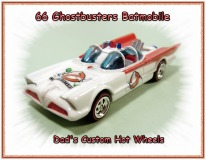 custom hot wheels 66 batmobile airbrushed diecast cars